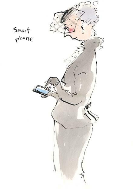 Sue Hellard- Smart Phone Lady