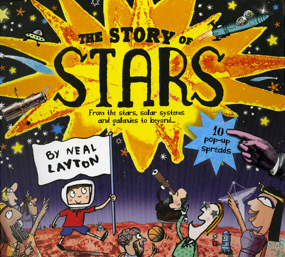 Neal Layton- The Story of Stars Cover