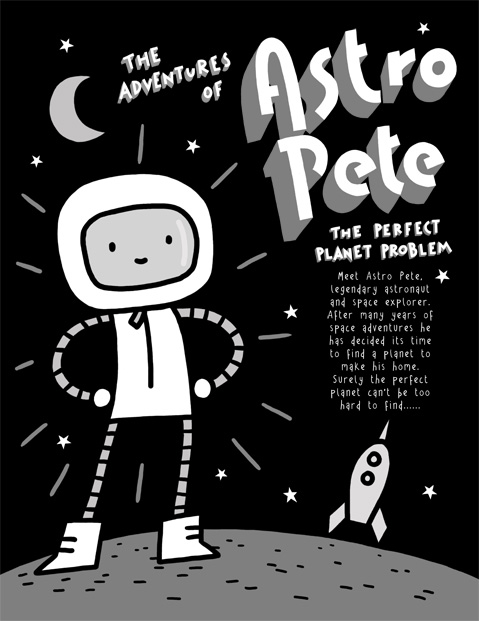 Tom Flintham, Astro Pete, Marvellous Mazes