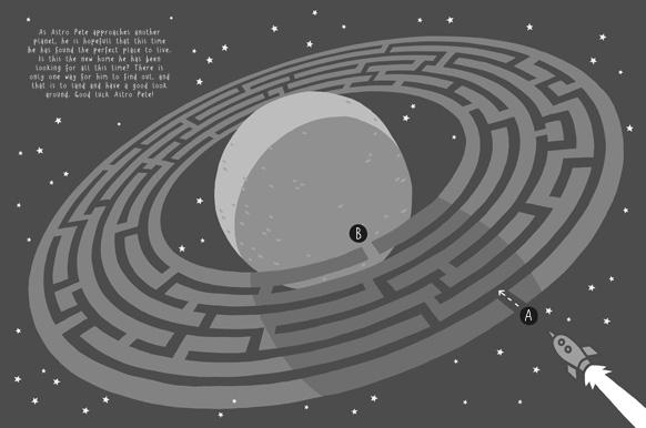 Tom Flintha, Astro Pete, Marvellous Mazes