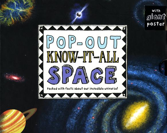 Frances Castle- Pop Out Space Cover