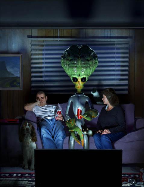 Fred Gambino- Asimov Monster