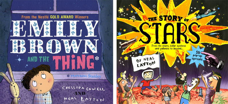 Picture Books- Artists, Neal Layton