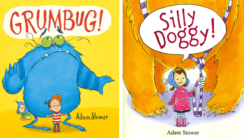 Picture Books - Adam Stower