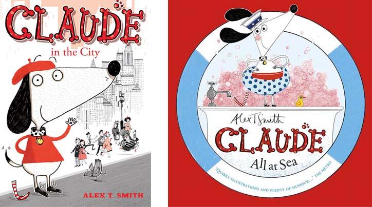 Alex T. SMith-Claude One to Nine