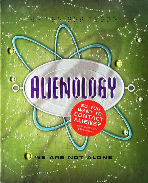 Jonny Duddle- Alienoogy Cover