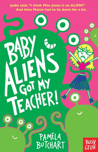 Thomas Flintham- Baby Aliens Got My Teacher