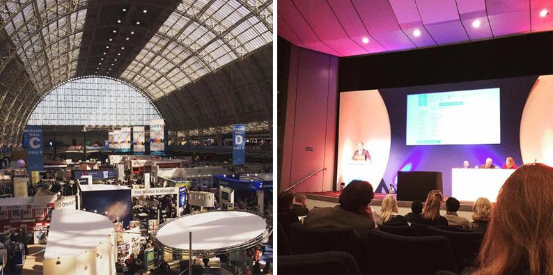Arena- London Book Fair 2016