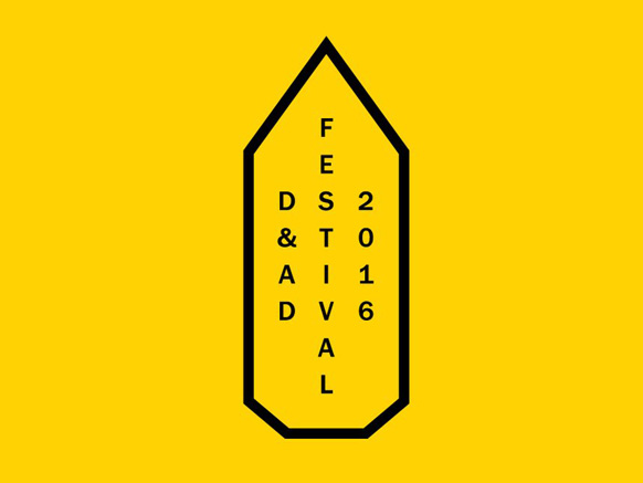 Arena- D&AD Festival 2016