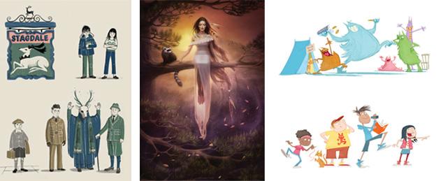 Spring Brochure- Arena Artists
