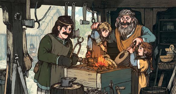 Joe Lillington- Blacksmiths