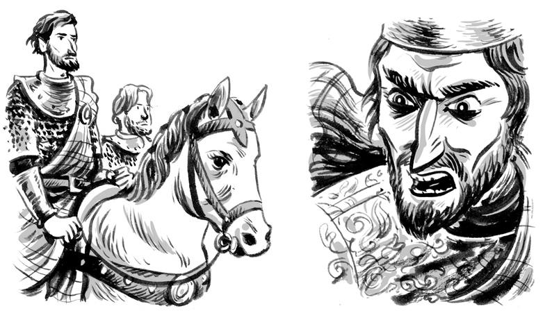Euan Cook, Shakespere, Clazy Classics, Macbeth