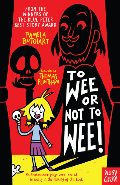 Shakespeare- Thomas Flintham, To Wee or Not To Wee Cover
