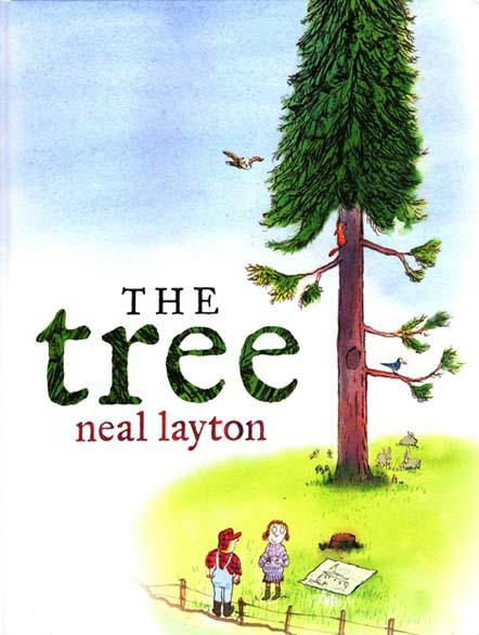 Neal Layton, The Tree- Cover