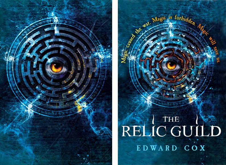 Chris Gibbs, The Relic Guild