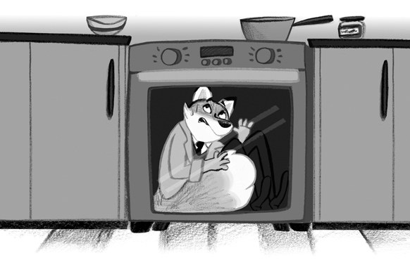Emily Fox, Fox Investigates, A Taste for Adventure