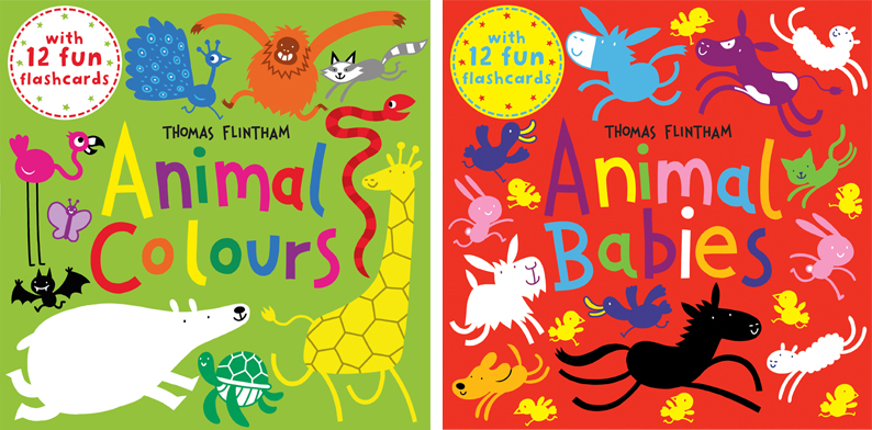 Thomas Flintham- Animal- New Board Books