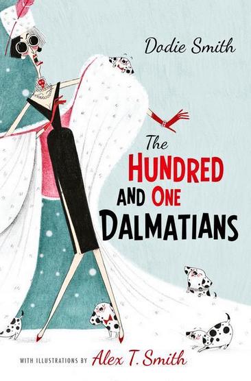 Alex T. Smith - 101 Dalmatians Cover