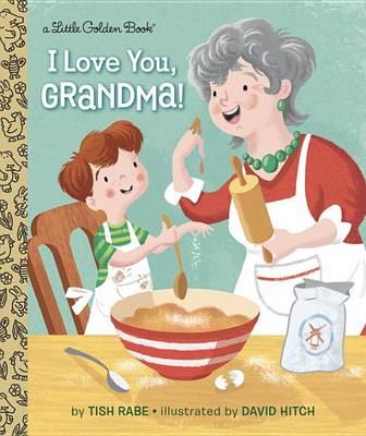 David Hitch- Love You Grandma, Cover