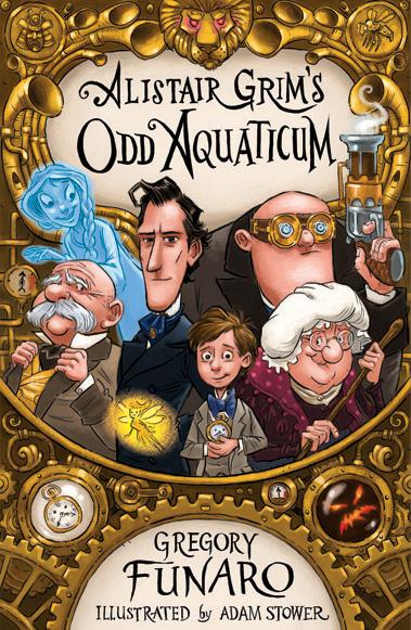 Adam Stower- Odd Aquaticum