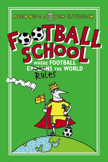 Spike Gerrell Football School Cover