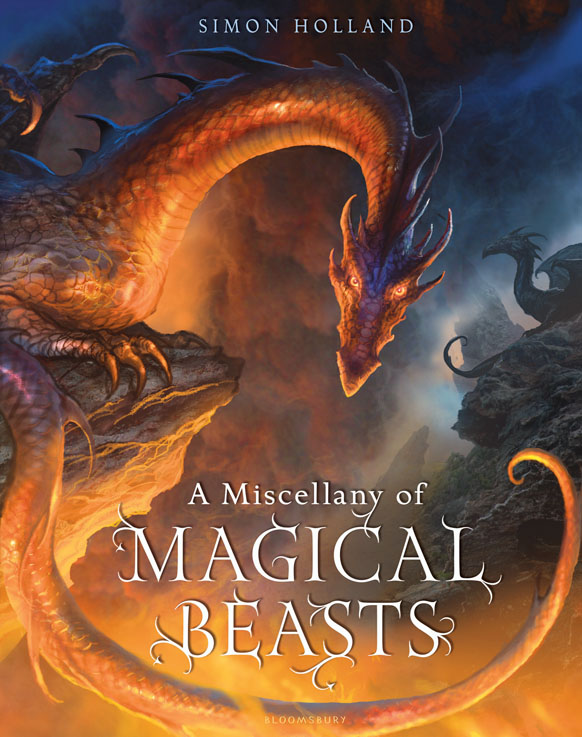 A Miscellany of Magical Beasts cover illustration by John Howe