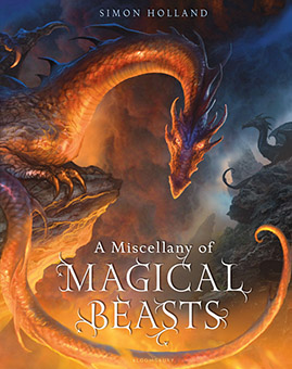 john-howe_miscellany-of-magical-beasts_cover