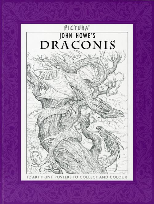John Howe Pictura Draconis