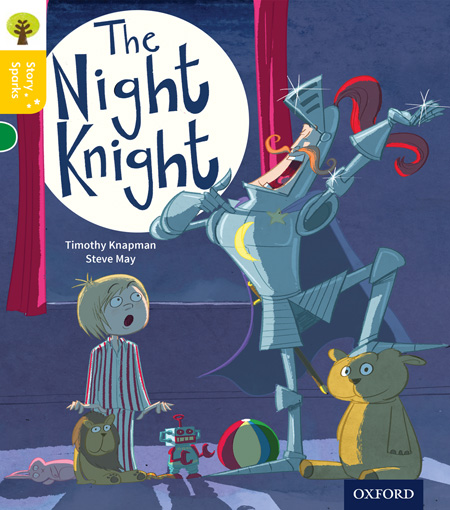 The Knight Night illustrated by Steve May