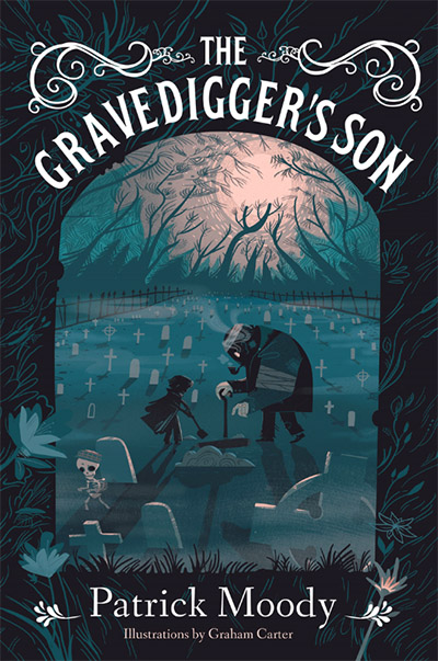 Gravedigger's Son illustrated by Graham Carter