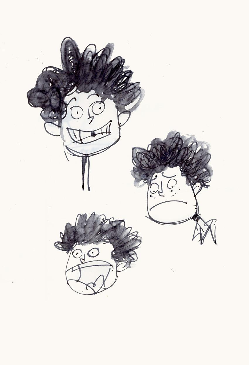 Noah-sketches