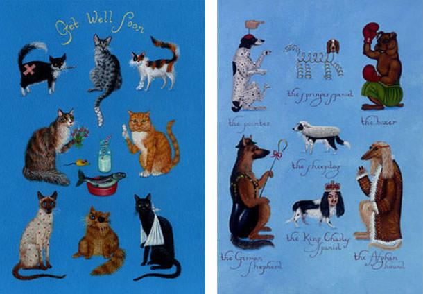 arena-illustration-matilda-harrison-9-cats-and-dogs