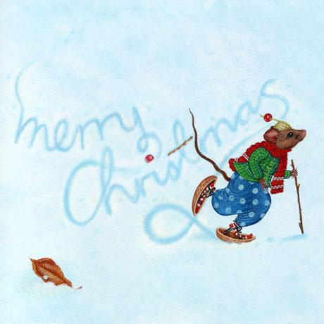 arena-illustration-matilda-harrison-14-the-book-of-christmas---merry-christmas