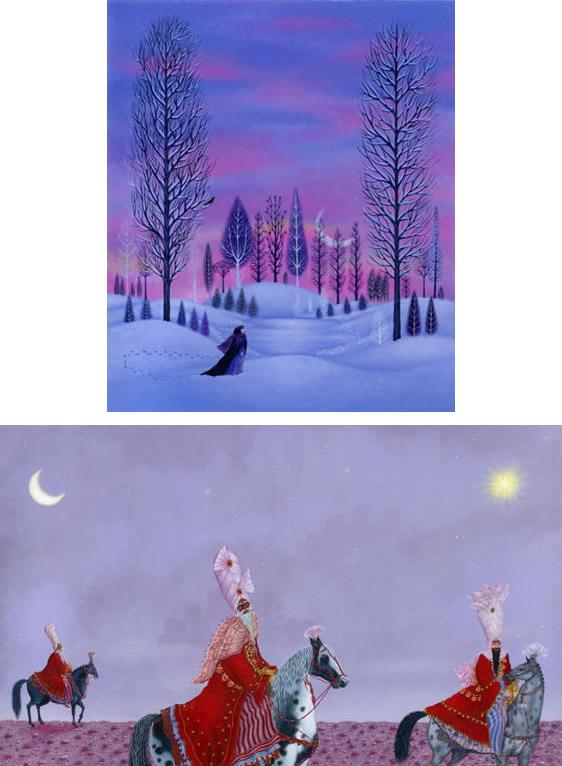 arena-illustration-matilda-harrison-15-the-book-of-christmas-country-carol