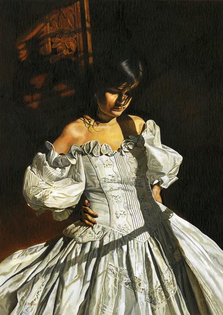arena-illustration-philip-hood-22-girl-in-a-white-dress