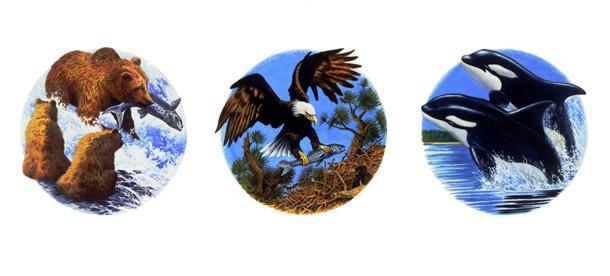 arena-illustration-philip-hood-13-animals