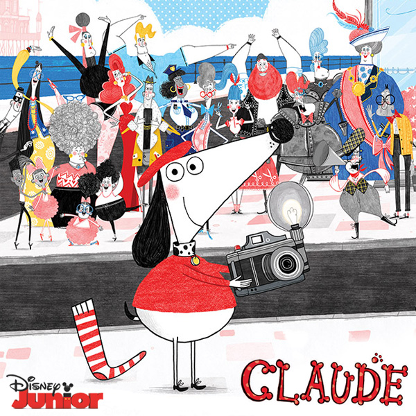 Claude animation by Sixteen South