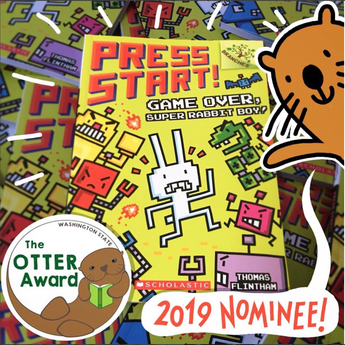 2019 Otter Award