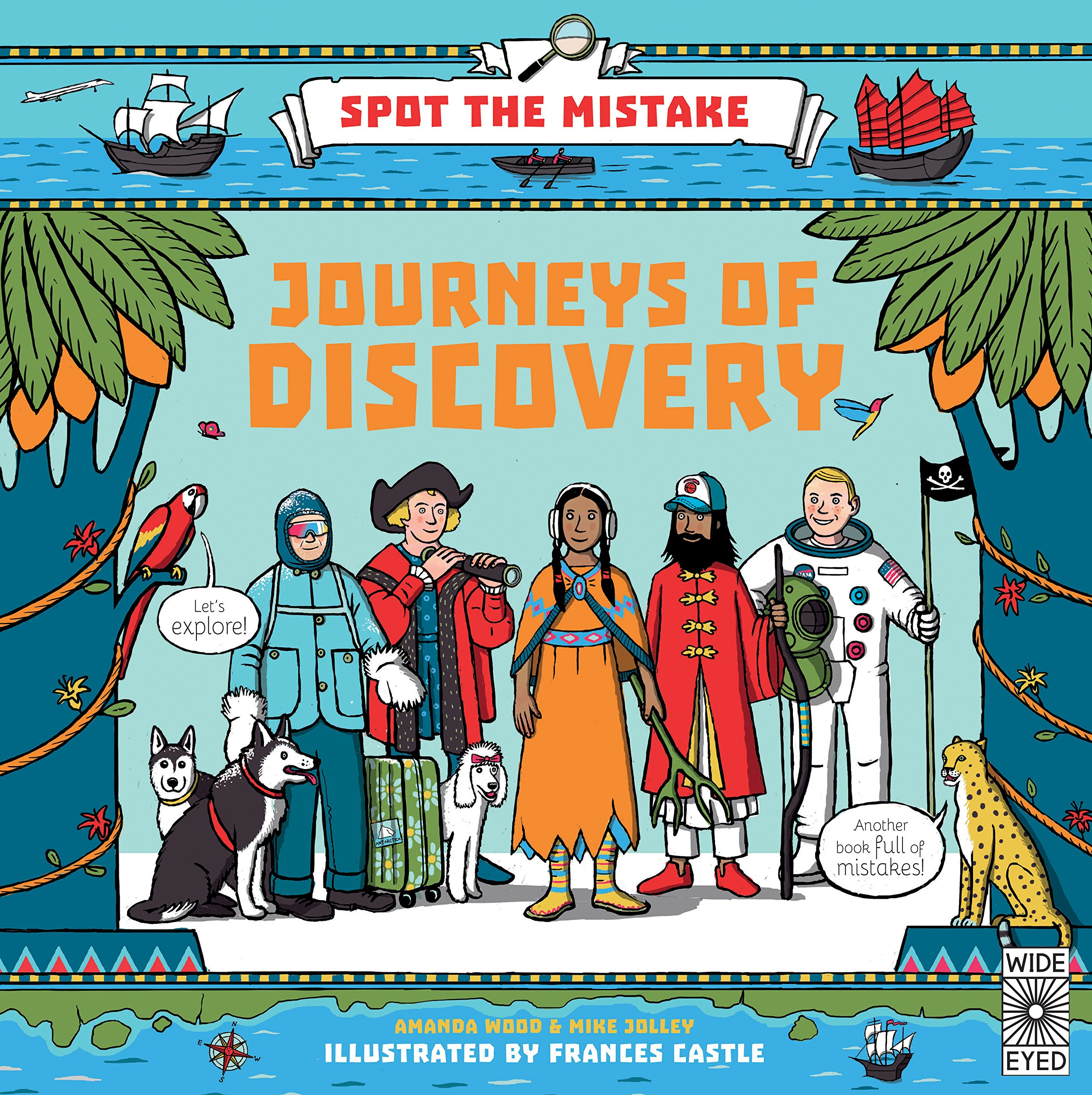 Journeys of Discovery Cover