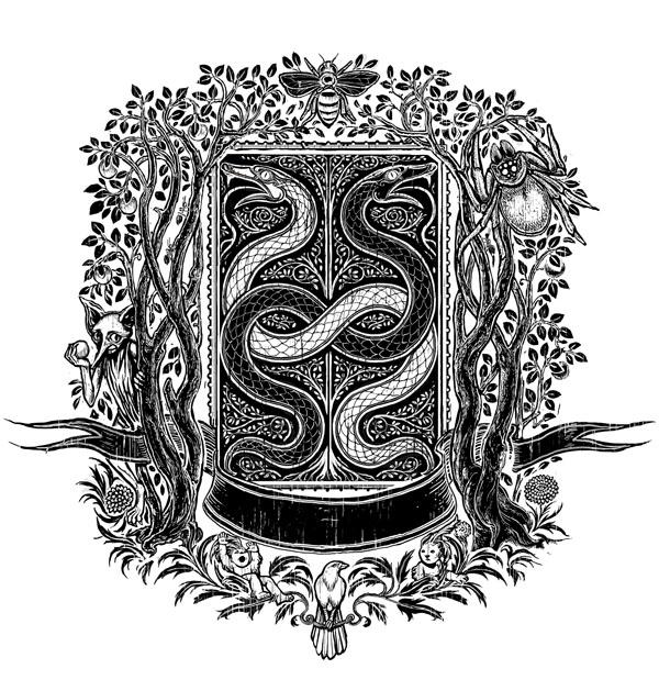 Chamber of Secrets -  Hufflepuff Crest