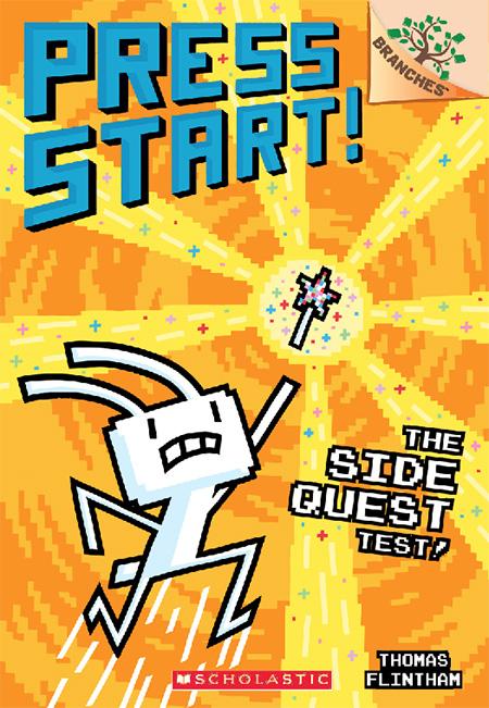 Thomas Flintham Super Side  Quest Test
