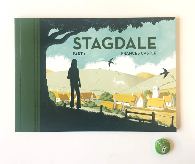 Stagdale Part 1 and badge - Clay Pipe Music