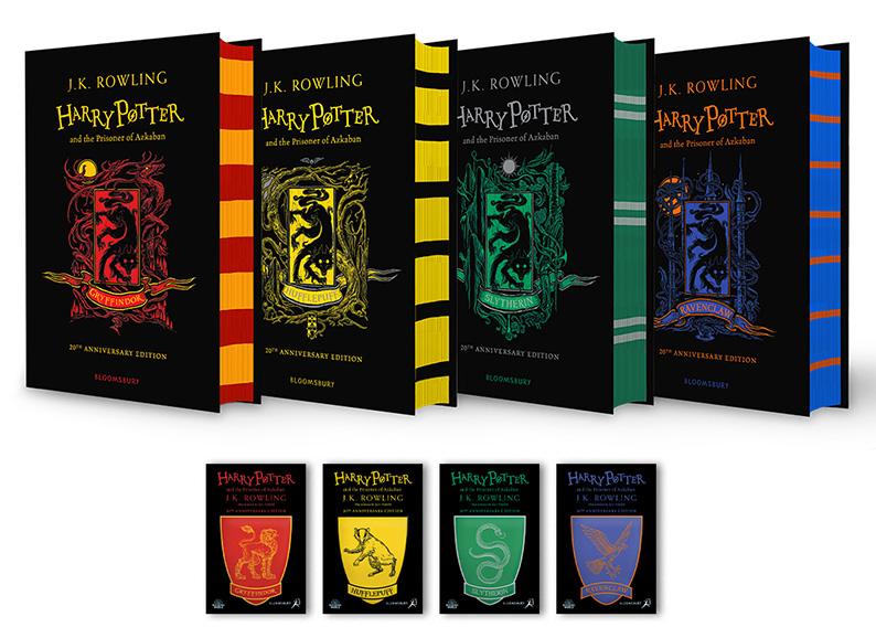 Levi PInfold Harry Potter and the Prisoner of Azkaban