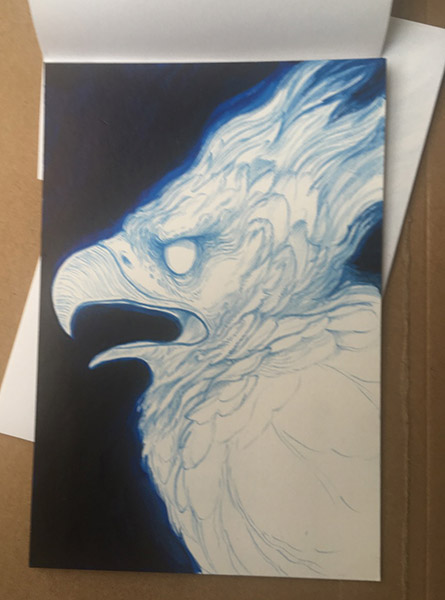 Harry Potter Patronus Auction