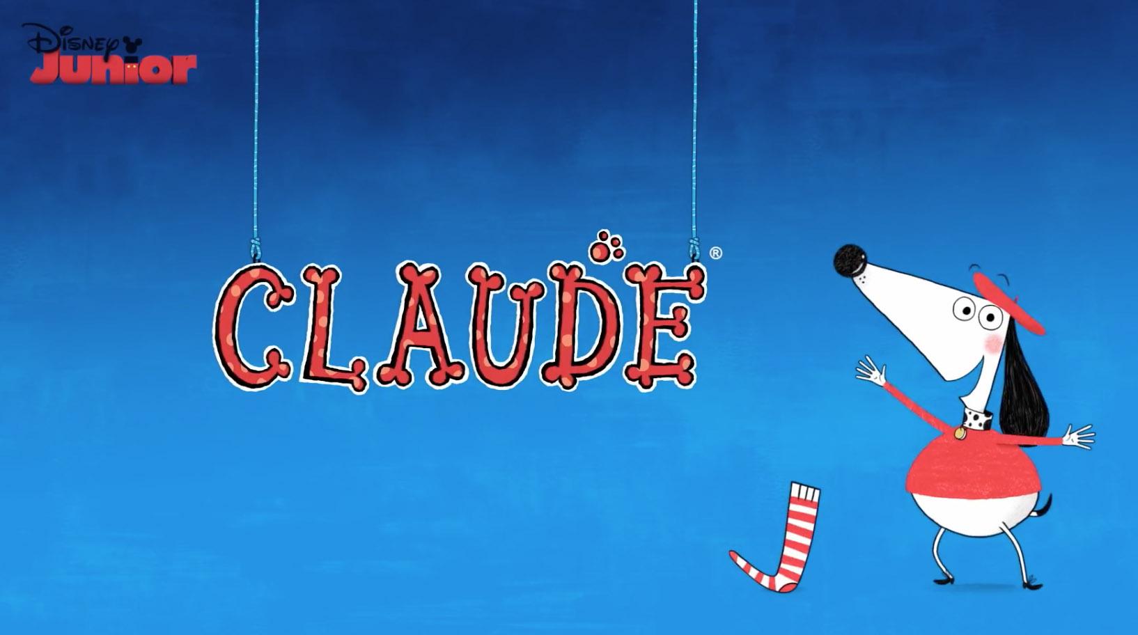Alex T. Smith's Claude TV - Disney Junior UK
