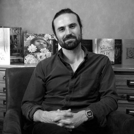 Levi Pinfold Interview with Arena Illustration