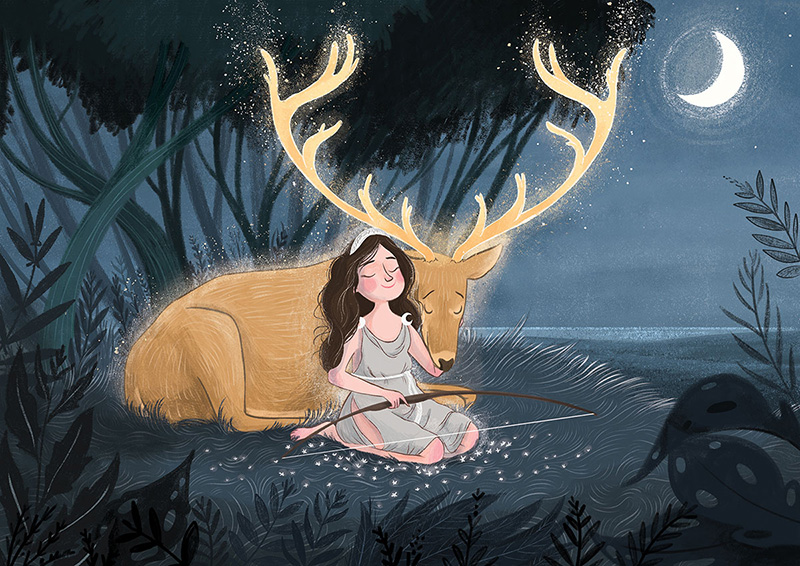 Artemis - Goddess of the Hunt