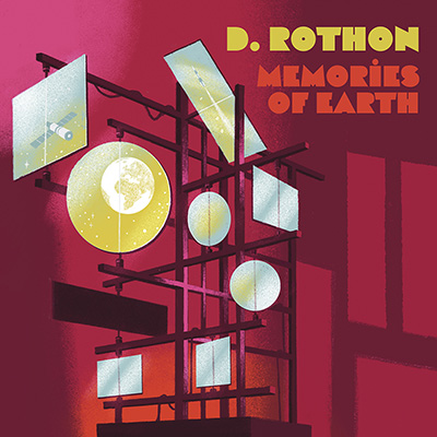 D Rothon - Memories of Earth