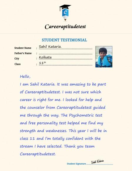 Free Online Aptitude Test   Career Quiz   Career Aptitude Test