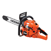 CHAIN SAW 50,2 cc HEATED HANDLE 13""